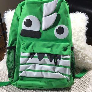 Other - Kids backpack - green monster !